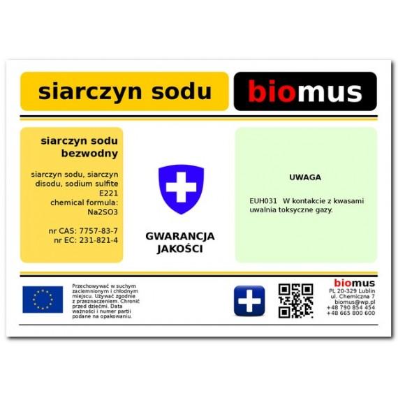 Glutaminian monosodu 25kg