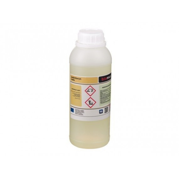 Podchloryn sodu 500ml