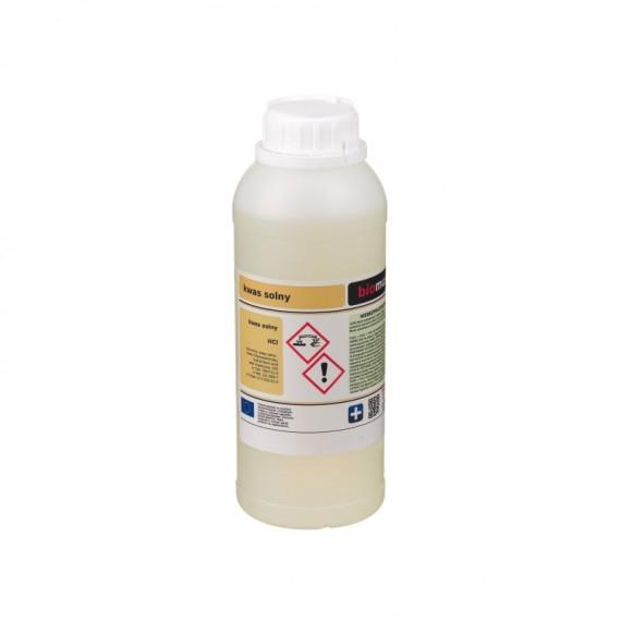 Hydrochloric acid. Kwas...