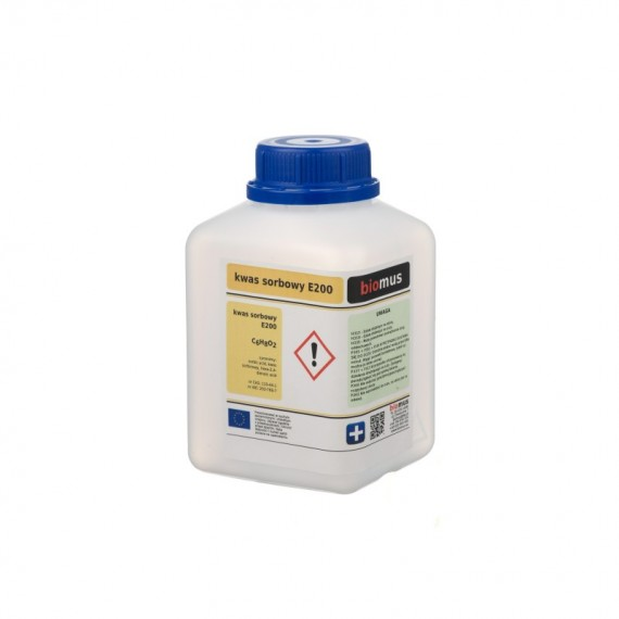Sorbic acid 500ml. Kwas...