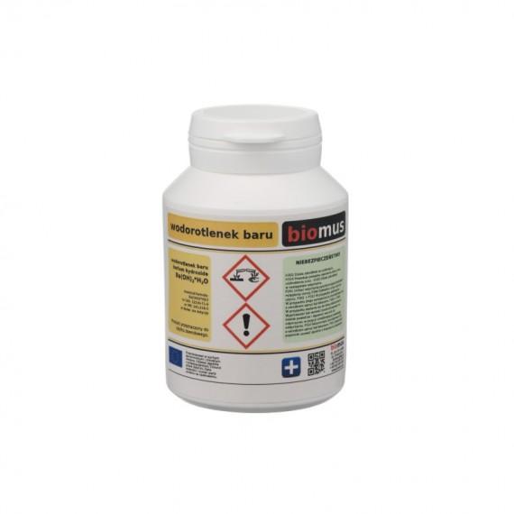 Barium hydroxide. Pure...