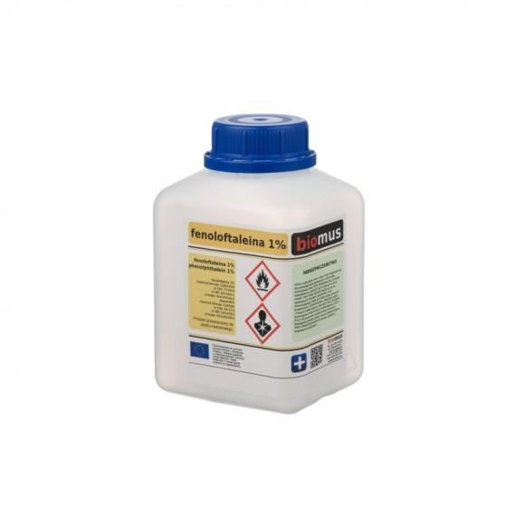 FENOLOFTALEINA r-r 1% pH...