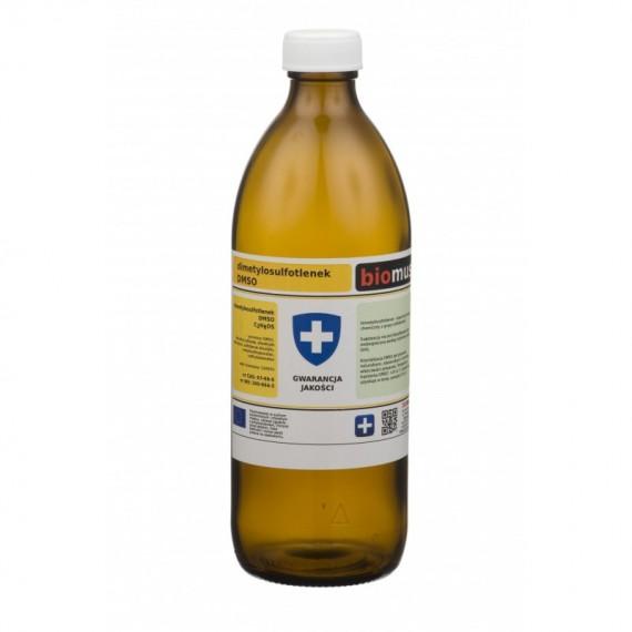 DMSO. Dimethylsulfoxid....