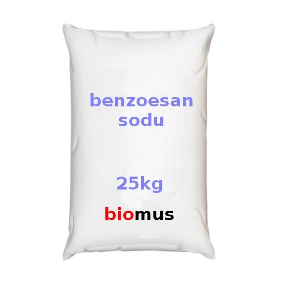Natriumbenzoat. Benzoesan...