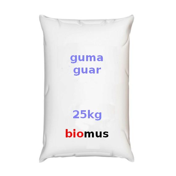 Guma guar. Gatunek czysty 25kg