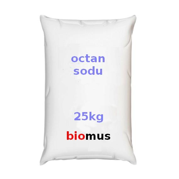 Sodium acetate. Octan sodu...
