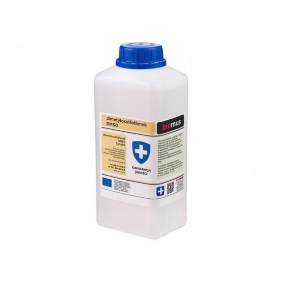 DMSO. Dimetylosulfotlenek1L