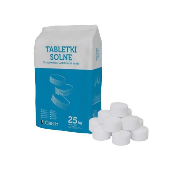 Pasteurized salt. Sól...