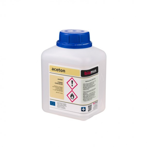 Acetone. Aceton 500ml