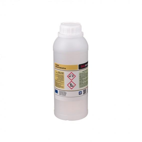 Ammonia water. Woda...