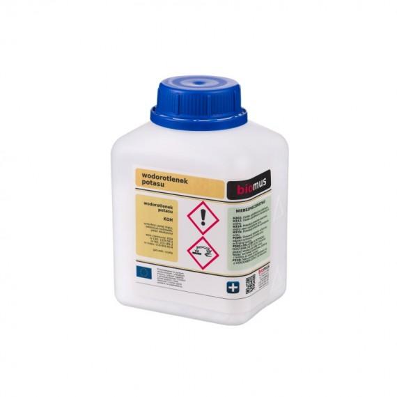 Kaliumhydroxid....