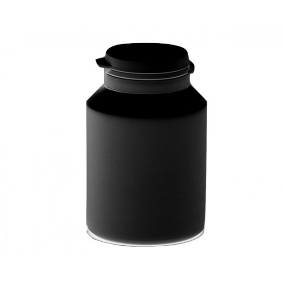 Bottle 180ml HDPE BLACK...