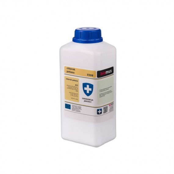 Potassium chloride. Chlorek...