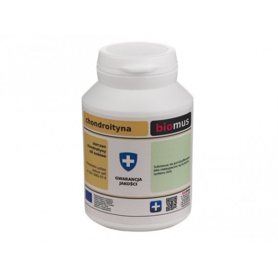 Chondroitin sulphate....