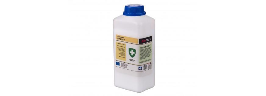 Magnesium sulfate pharmaceutical. Pure