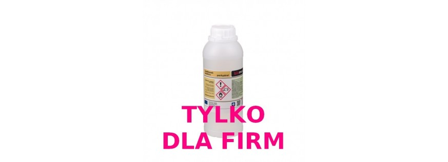 Nadtlenek wodoru czda. Perhydrol czysty 30%