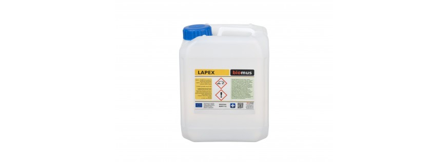 Lapex-Entkalker