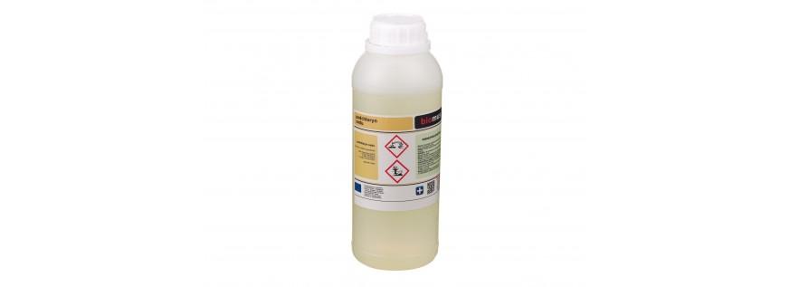 Sodium hypochlorite 15%. Liquid chlorine
