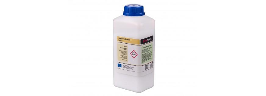 Ätznatron. Natriumhydroxid