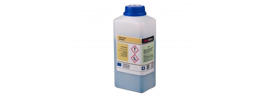 Copper sulfate. Fungicidal