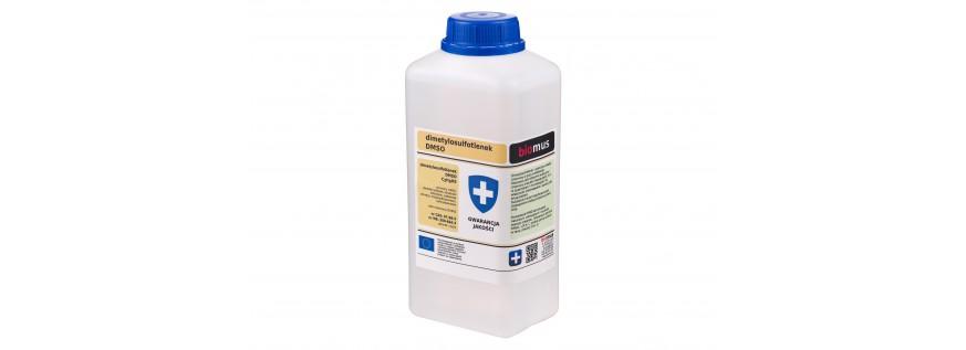 DMSO. Dimethylsulfoxid