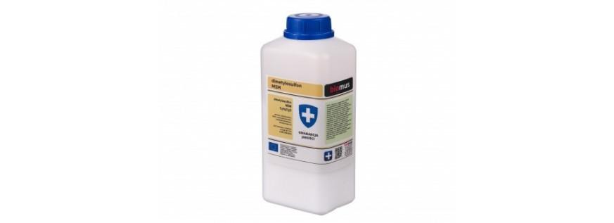 MSM. Methylsulfonylmethane.