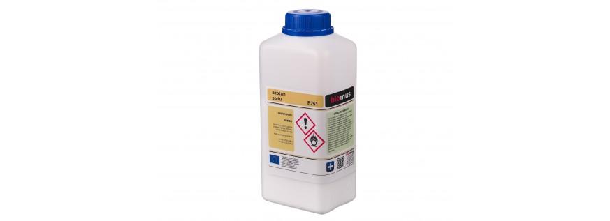 Natriumnitrat. Natriumsalz-Sprayer