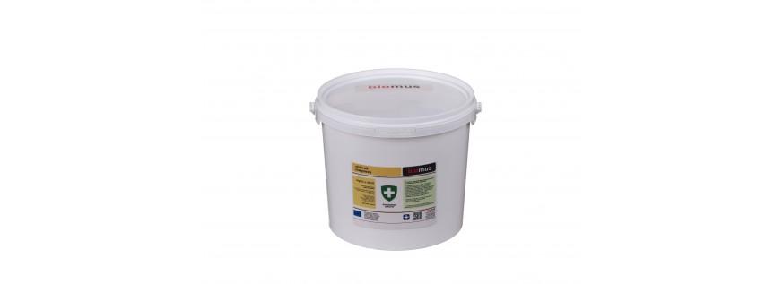Magnesium chloride road